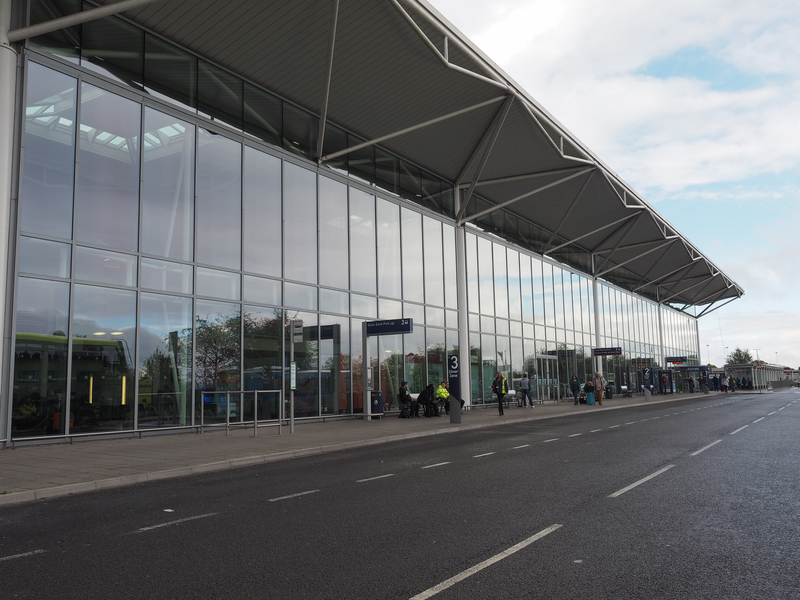 Bristol Airport serves the city of Bristol in South West England, United Kingdom.